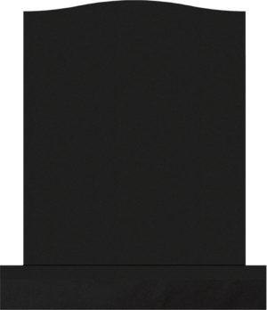 Upright Monument 30x8x36 Black