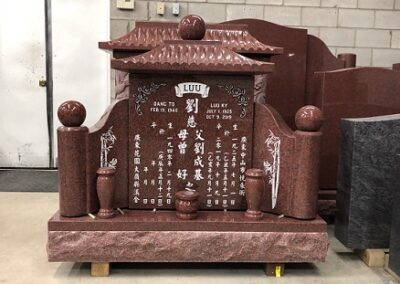 Chinese Monument – 030