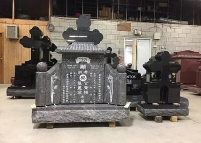 Chinese Monument – 016