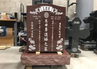Chinese Monument – 066