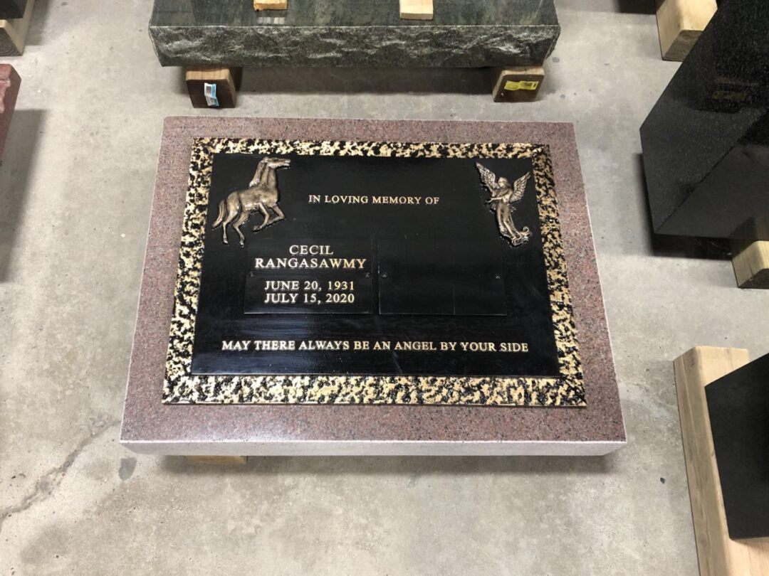 Bronze Marker